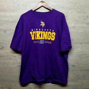 Minnesota Vikings NFL Team Shirt. Brand New! Soft!